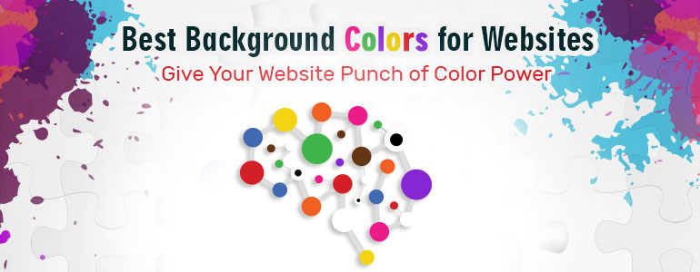 best background colors for websites